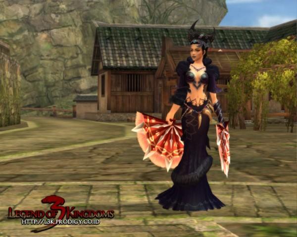 Legend of 3 Kingdom Akan Membuka Masa Closed Beta