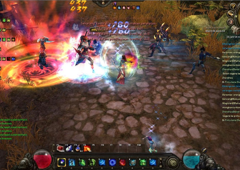 Game online terbaru 2014 indonesia