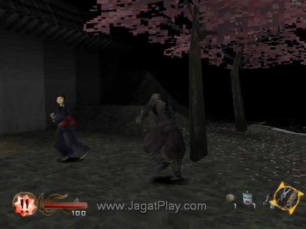 tenchu stealth assassins ending a relationship