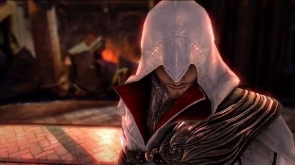 ezio soul calibur V - gameplay2