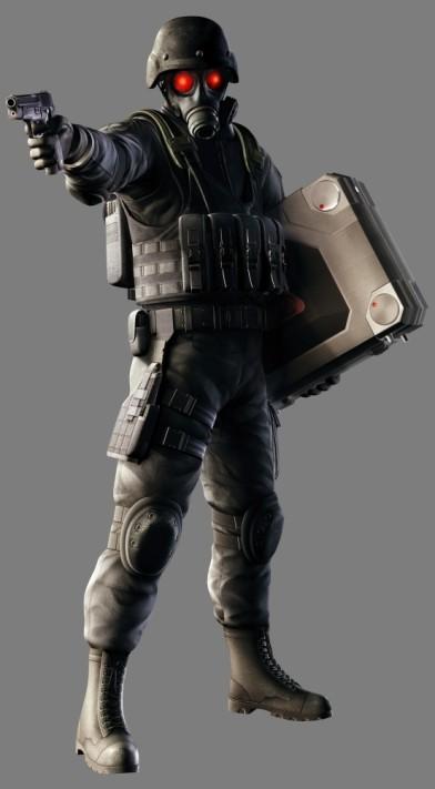 Karakter Baru di Resident Evil 6 itu Hunk?