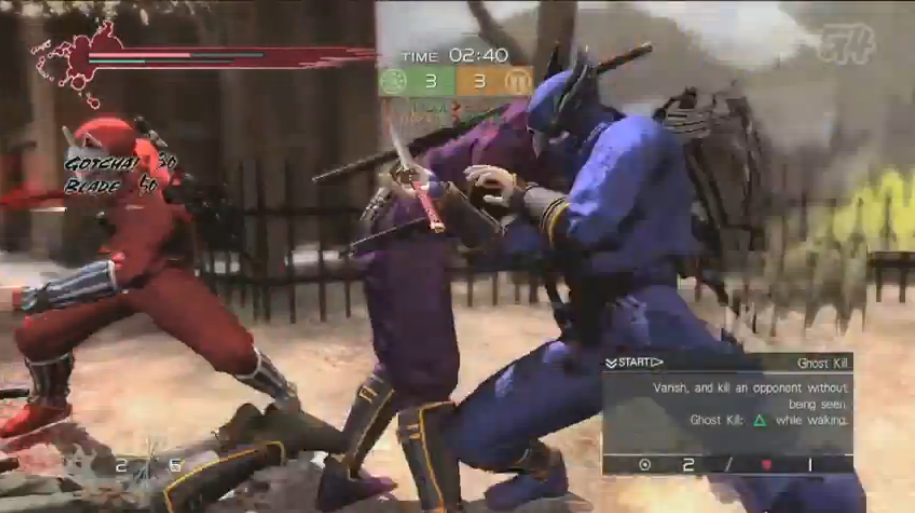 Trailer Multiplayer Ninja Gaiden 3 Tampil Brutal