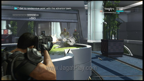 Review Binary Domain: Third Person Shooter yang Wajib Anda