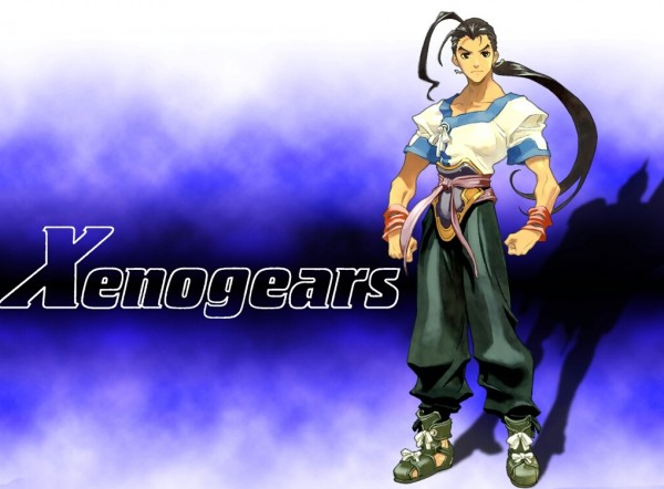 xenogears wallpaper