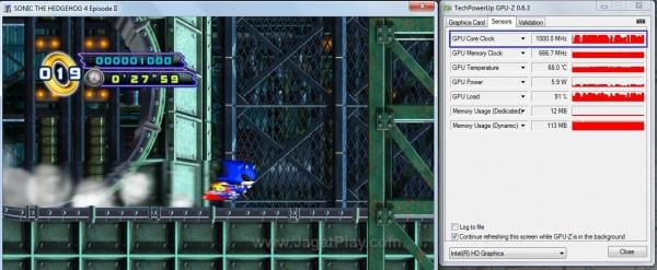 Gaming Dengan Intel Celeron 877 Intel HD Graphics IGP