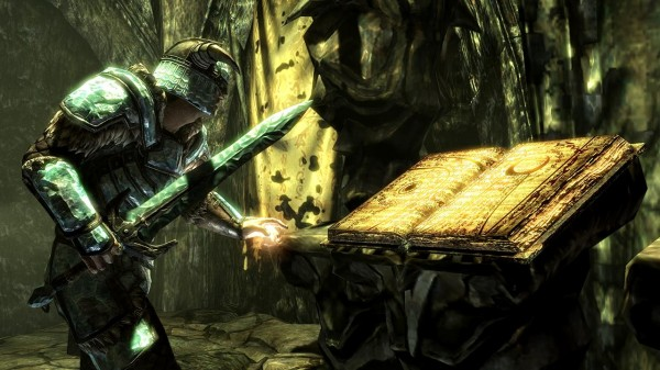 Skyrim Dragonborn (1)