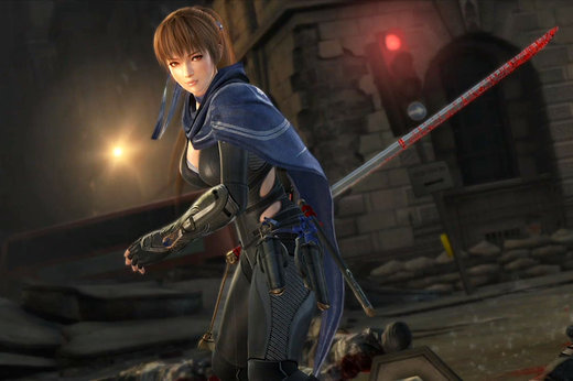 Kasumi Akan Bergabung Di Ninja Gaiden 3 Razor S Edge Jagat Play