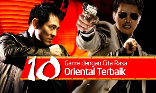 10 Game dengan Cita Rasa Oriental Terbaik!
