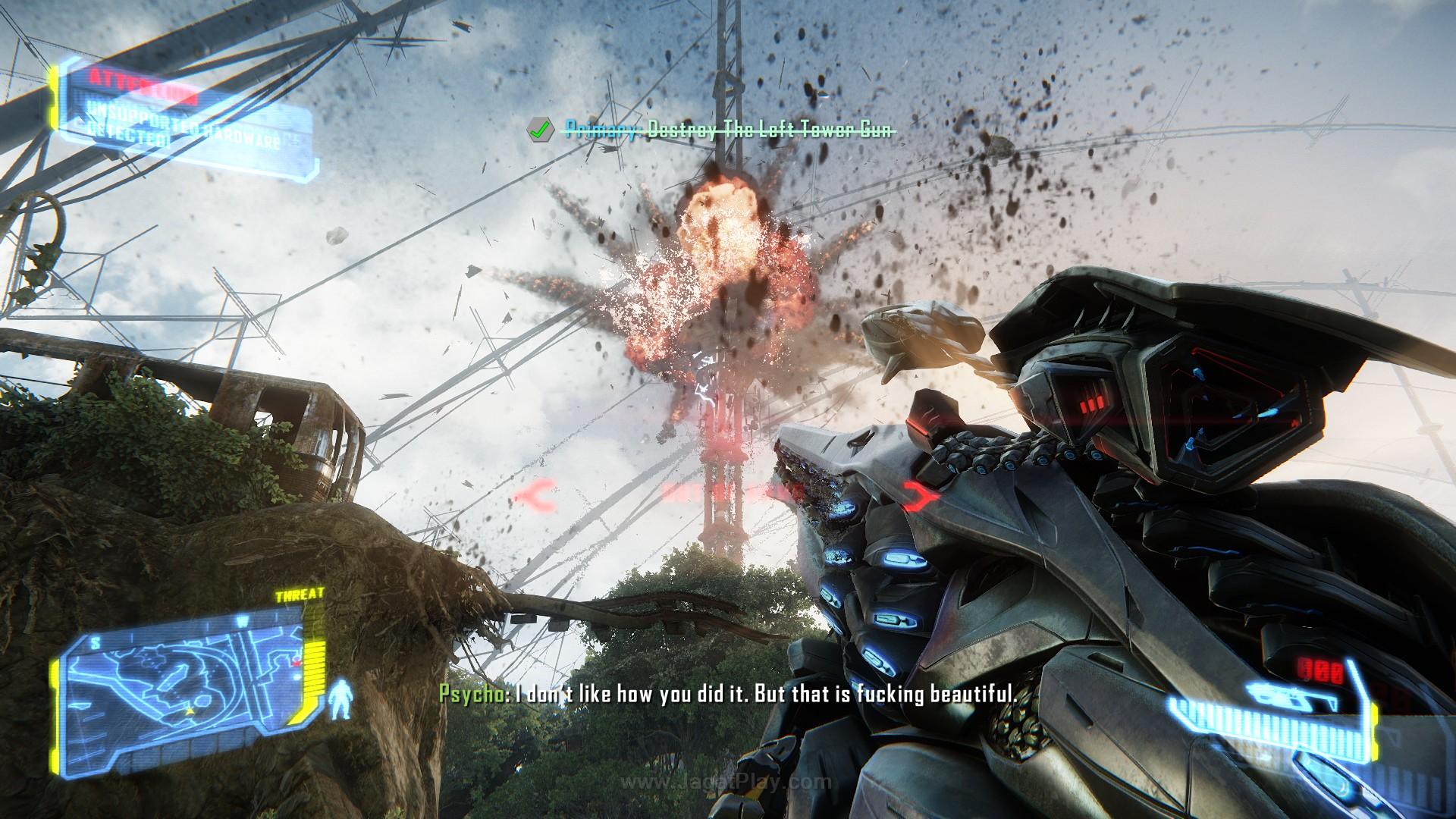 Preview Crysis 3: Tantangan Terbesar bagi Gamer PC