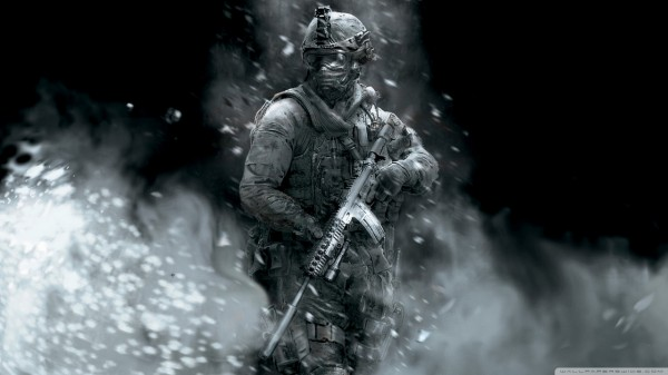 Call of Duty Terbaru Adalah Call of Duty: Ghosts?