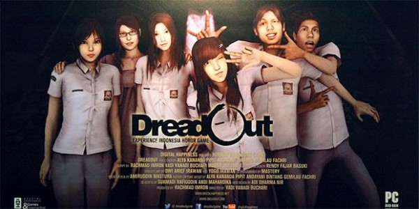 Download Game PC Dreadout Full Version