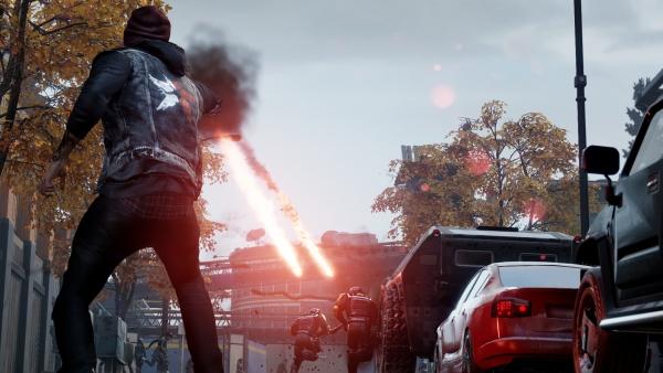 Sony UK mengkonfirmasikan bahwa angka pre-order Infamous: Second Son berhasil menundukkan salah satu masterpiece Playstation 3 - The Last of Us.