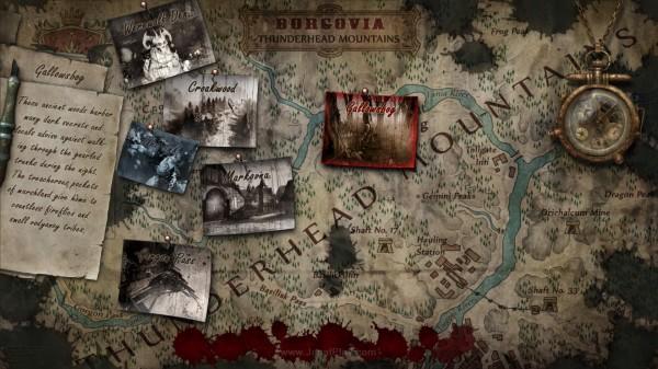 Selamat datang di Borgovia - dunia fiksi yang tak akan pernah ingin Anda singgahi. Alih-alih harus dipusingkan dengan bencana kelaparan atau perang, Borgovia harus bertempur melawan lusinan makhluk kegelapan yang senantiasa mengancam.