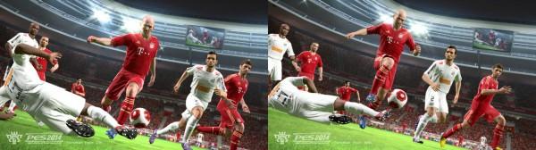 Konami merilis sebuah trailer teranyar yang mmeperlihatkan sejumlah fitur baru dari game sepakbola teranyar mereka - PES 2014.