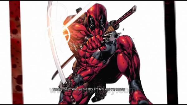 Walaupun lahir dari program Weapon X yang serupa dengan yang ditempuh Wolverine, Deadpool tampil berbeda. Kutukan yang ia terima dari Thanos membuatnya hampir abadi.