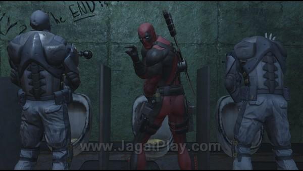 Masih Deadpool yang selama ini dikenal oleh para penggemarnya.