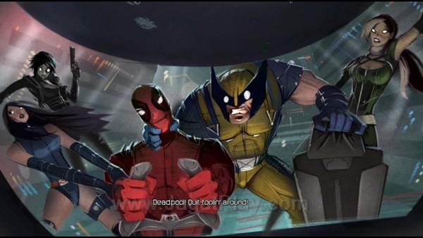 Deadpool juga akan bertemu dengan beberapa rekan sejawatnya selama petualangan ini - termasuk sang karakter ikonik - Wolverine.