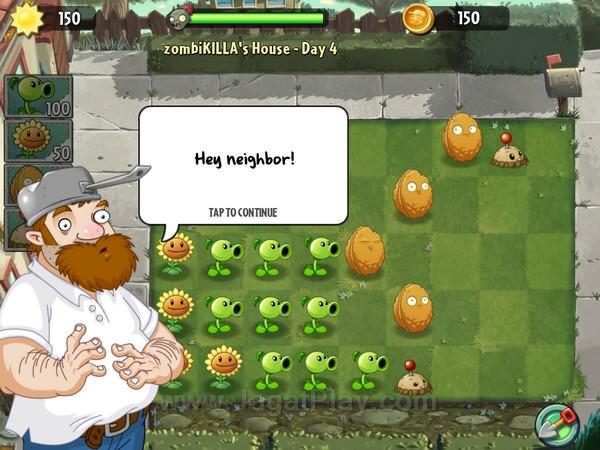 Jadi, fitur baru apa saja yang disuntikkan PopCap di Plants Vs Zombies 2 ini?