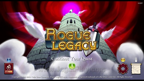 Rogue Legacy (2)