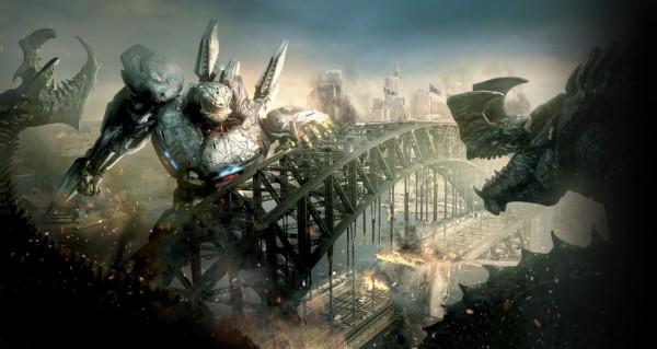 Game action teranyar Capcom - Lost Planet 3 akan berkolaborasi dengan film terbaru del Toro yang epik - Pacific Rim.