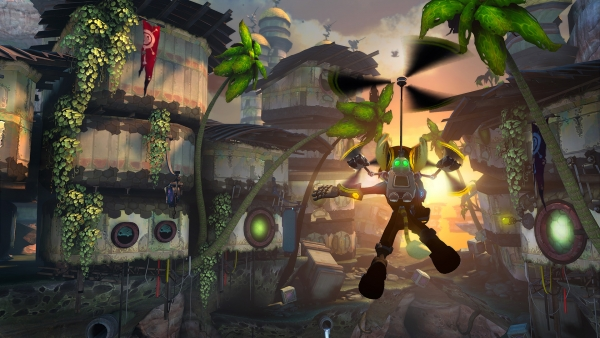 ratchet and clank into the nexus2