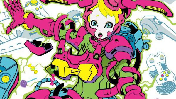 Booth babes pameran games di Jepang yang bikin nasdem !