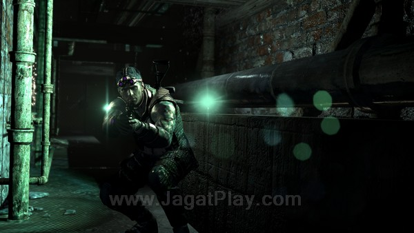 Si jagoan tua - Sam Fisher kembali beraksi lewat Splinter Cell: Blacklist.