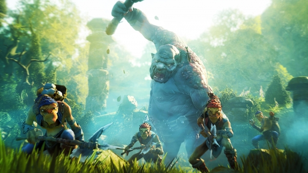 Sempat direncanakan rilis akhir tahun, Fable Legends resmi ditunda tahun depan.