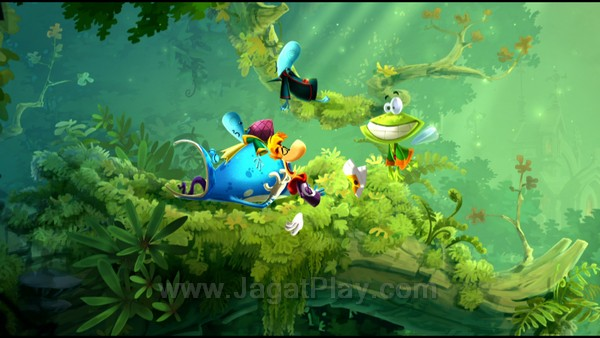Terbangun dari tidur panjang, Rayman kembali diminta untuk beraksi menyelamatkan dunia mimpi.