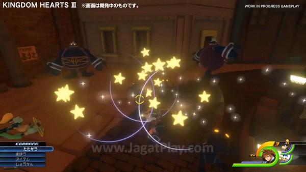 Square Enix Rilis Video Gameplay Terbaru Kingdom Hearts 3