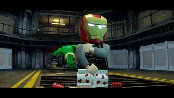 Preview lego marvel super heroes: super menyenangkan!