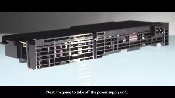 Isi Komponen Hardware Playstation 4 Lengkap