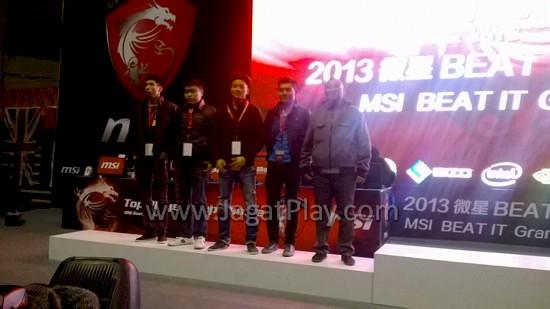 Tim Legends dari Vietnam.