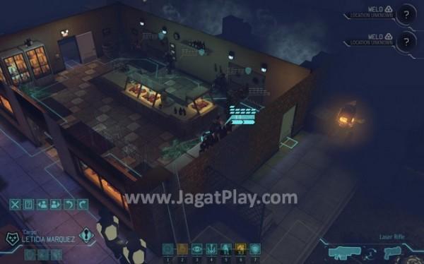 Mengatur posisi dan aksi tentara khusus XCOM di medan pertempuran masih menjadi sajian utama dalam game ini.