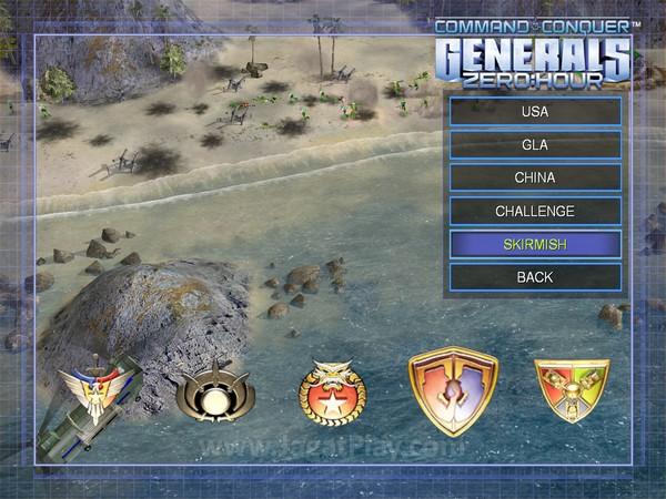 Seperti game RTS pada umumnya, Anda akan menjalani sisi cerita dari sudut pandang faksi yang berbeda-beda.