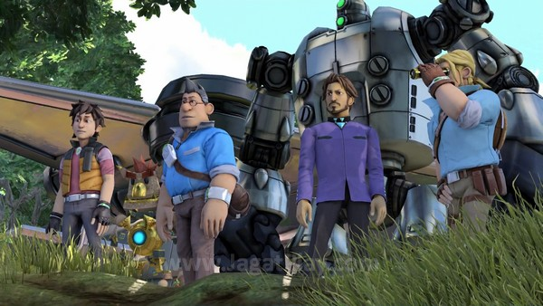 Knack Review: Not a for Kids Game!