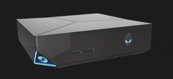 Alienware mengkonfirmasikan bahwa produk Steam Machine mereka akan sangat tertutup. User tidak akan diperkenankan untuk mengubah komponen apapun. Satu-satunya cara untuk mendapatkan perangkat yang lebih keras adalah membeli Steam Machine Alienware baru yang rencananya akan dirilis setiap tahun.