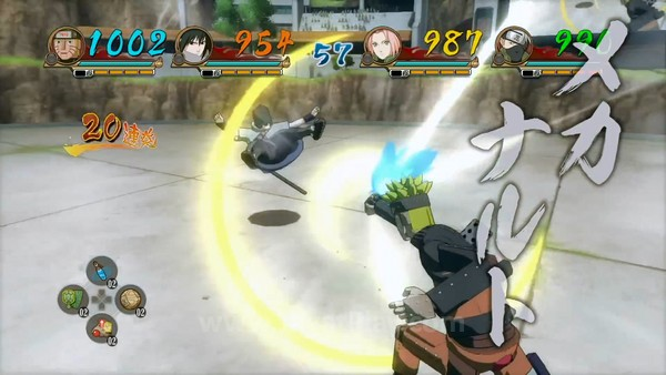 Narutimate NInja Storm REvolution Trailer 2 (21)