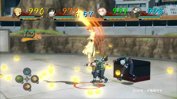 Narutimate NInja Storm REvolution Trailer 2 (9)