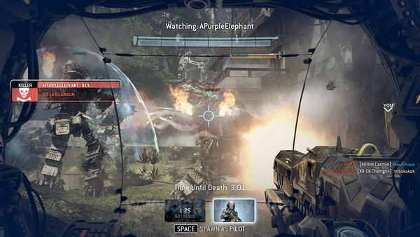 how to play titanfall 2 multiplayer in australia
