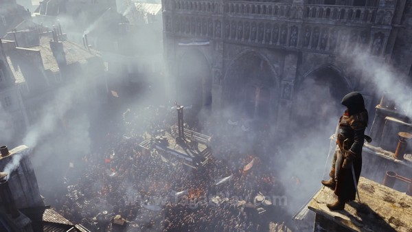 Assassins Creed Unity first teaser (6)