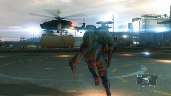 Menjelang rilisnya yang sudah dekat, Konami merevisi spesifikasi minimum dan recommended untuk MGS V: Ground Zeroes.