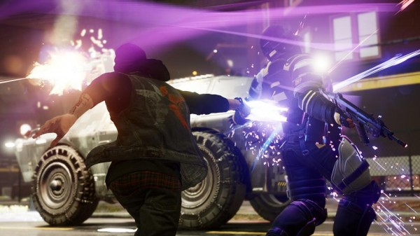 infamous second son lighting3