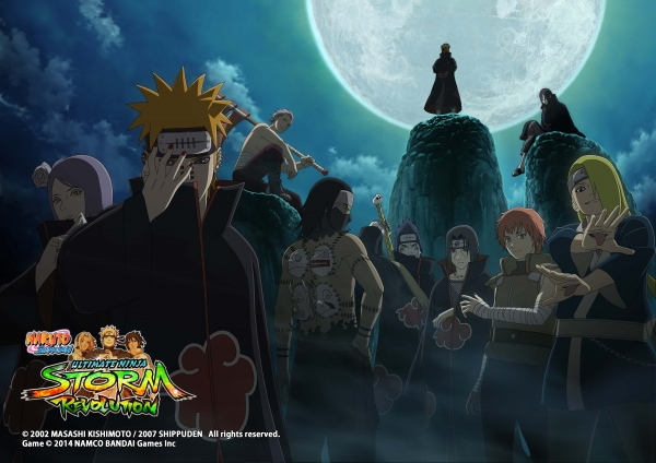 naruto revolution birth of akatsuki7