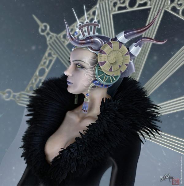 Edea Kramer [Final Fantasy VIII]