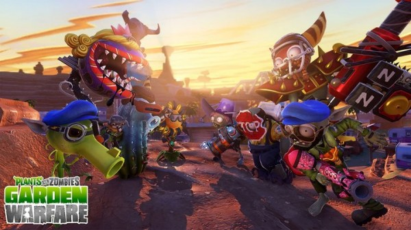 garden warfare playstation