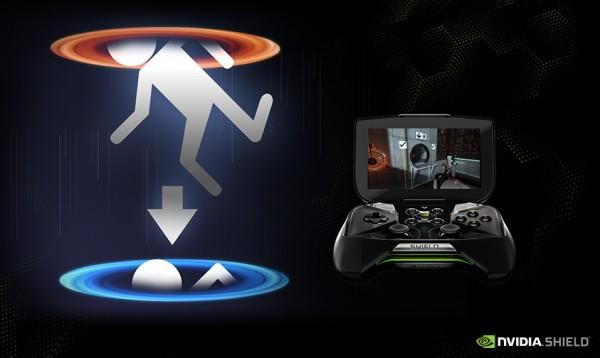 nvidia shield portal
