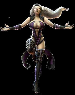 Sindel [Mortal Kombat]