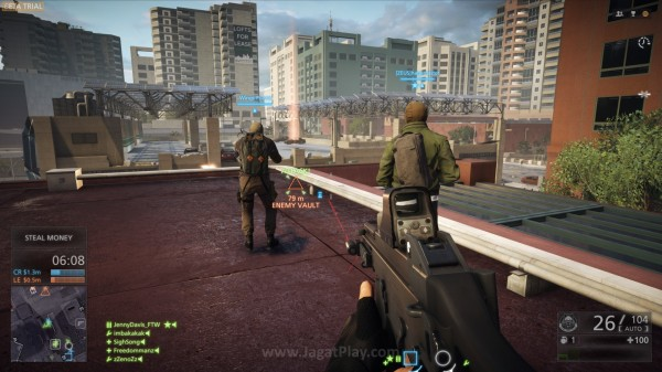 EA memastikan akan menunda rilis Battlefield Hardline ke awal 2015 mendatang. Ini sekaligus memastikan bahwa EA tidak punya franchise FPS untuk bersaing dengan Call of Duty di 2014 ini, seperti tahun tahun sebelumnya.