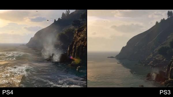 GTA V - PS 4 vs PS3 3 (1)